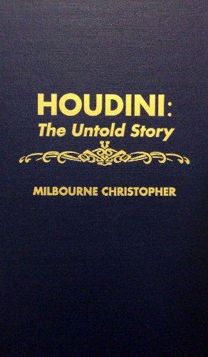 9780891909811: Houdini: The Untold Story