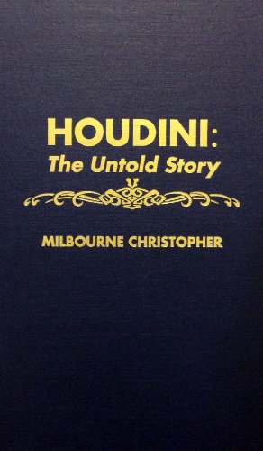 9780891909811: Houdini: The Untold Story