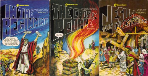 9780891910756: The Picture Bible [3 volumes in slipcase] : In The Beginning; The Chosen People; Jesus and The Early Church