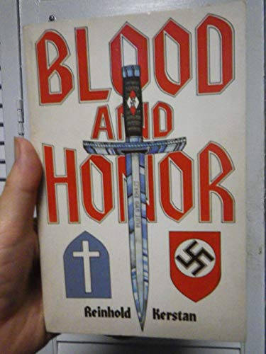9780891911920: Blood and honor