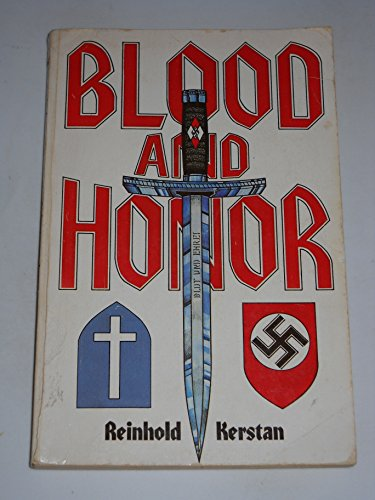 9780891912736: Blood and Honor