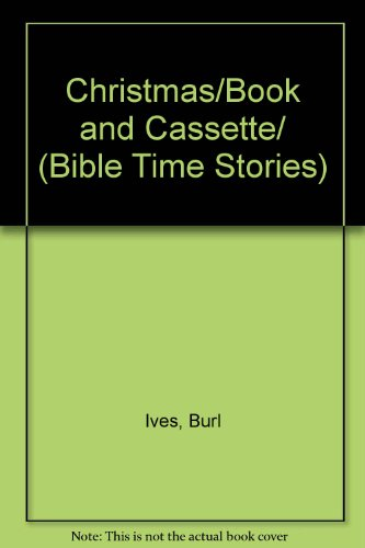 9780891916024: Christmas/Book and Cassette/ (Bible Time Stories)