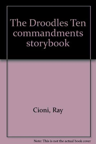 9780891916369: The Droodles Ten commandments storybook