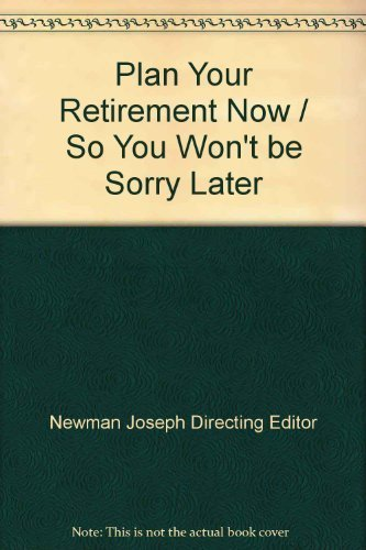 Plan Your Retirement Now / So You: Newman Joseph Directing