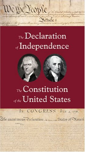9780891951124: Heritage Pocket Guide to the Declaration of Independence and the Constitution of the United States