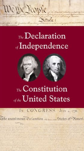 9780891951131: Heritage Pocket Guide to the Declaration of Independence and the Constitution of the United States--