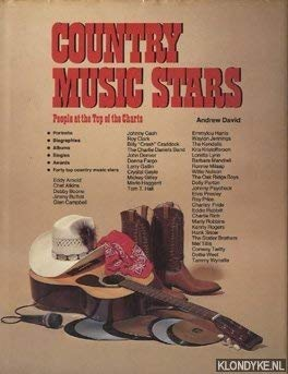 Country Music Stars: People at the Top of the Charts: David, Andrew, edited by Levin, Ray