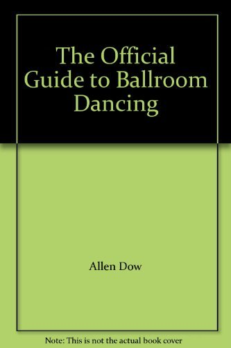 9780891960652: The Official Guide to Ballroom Dancing