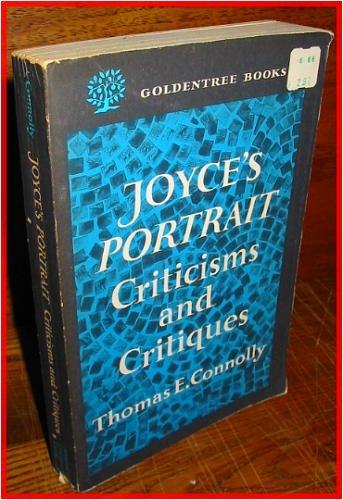 9780891972532: Joyce's