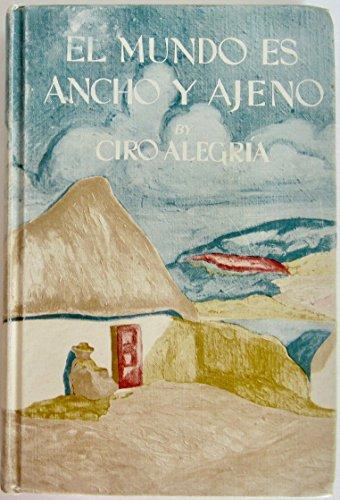 9780891973096: El Mundo Es Ancho Y Ajeno