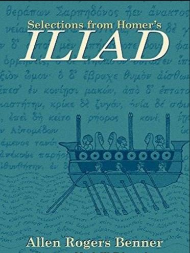 9780891976363: Selections from Homer's Iliad (Twentieth Century Text-Books) (Greek and English Edition)