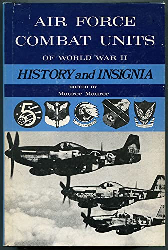 9780892010929: Air Force Combat Units of World War II
