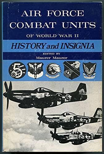 9780892010929: Air Force Combat Units of World War II