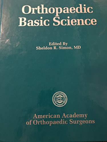 9780892030798: Orthopaedic Basic Science