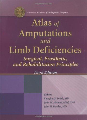9780892033133: Atlas of Amputations and Limb Deficiencies