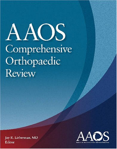 9780892033621: AAOS Comprehensive Orthopaedic Review (3 Book Set)