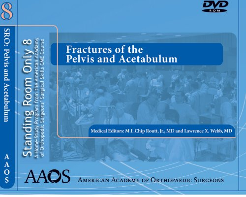9780892034987: Fractures of the Pelvis and Acetabulum (Standing Room Only)