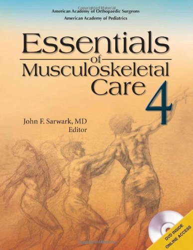 9780892035793: Essentials of Musculoskeletal Care 4th edition