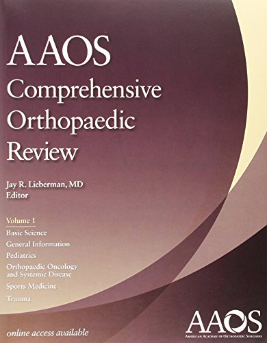 9780892035984: AAOS Comprehensive Orthopaedic Review (2 Volume set and Study Guide)