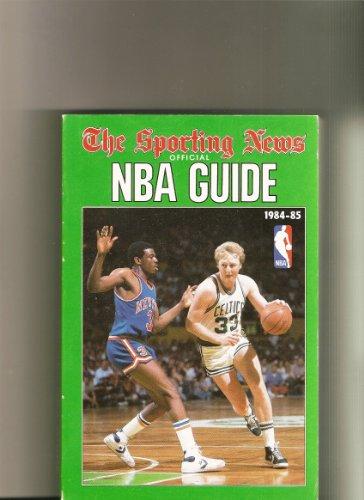 9780892041633: NBA Guide 1984-85