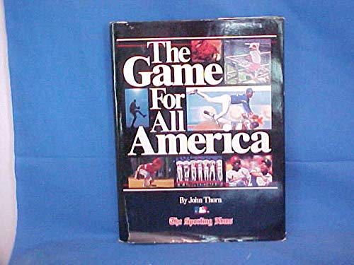 9780892042791: The Game for All America