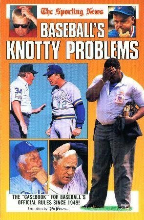 The Sporting News Baseball's Knotty Problems