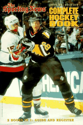 9780892045297: The Sporting News Complete Hockey Book 1995-96