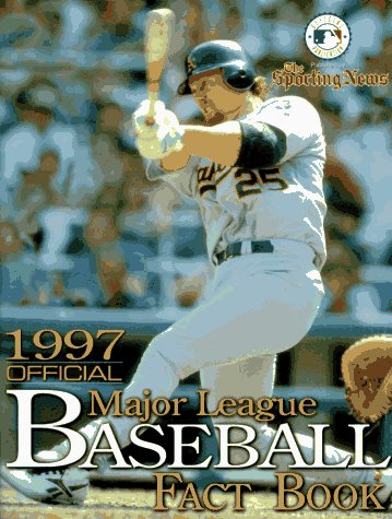 9780892045709: 1997 Official Major League Baseball Fact Book