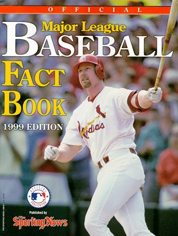 9780892046065: The Official Major League Baseball Fact Book, 1999