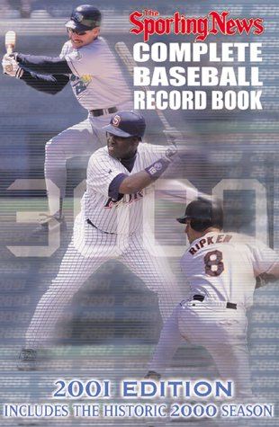 9780892046430: Complete Baseball Record Book
