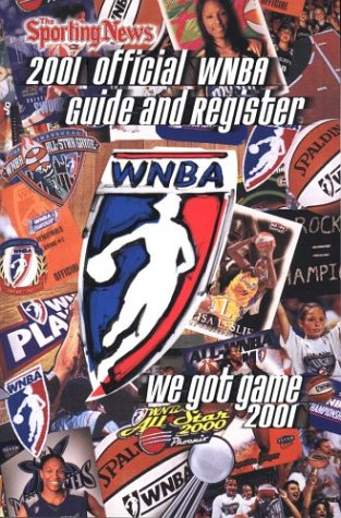 9780892046522: Official WNBA Guide and Register, 2001 Edition
