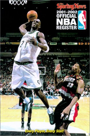 9780892046553: Official NBA Register