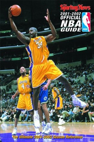 9780892046560: Official NBA Guide : 2001-2002 Edition