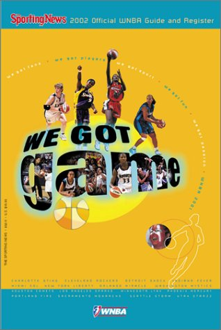 9780892046843: Official WNBA Guide and Register, 2002 Edition