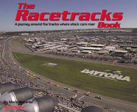 THE RACETRACKS BOOK: McCarter, Mark