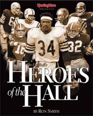 Pro Footballs Heroes of the Hall: Smith, Ron