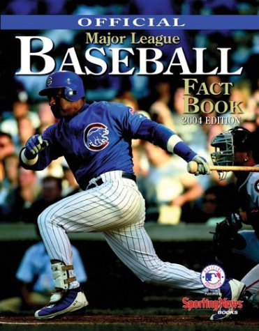 9780892047321: Official Major League Baseball Fact Book, 2004 Edition