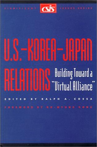 9780892063581: U.S.-Korea-Japan Relations: Building toward a