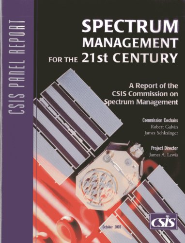 9780892064373: Spectrum Management for the 21st Century (CSIS Reports)