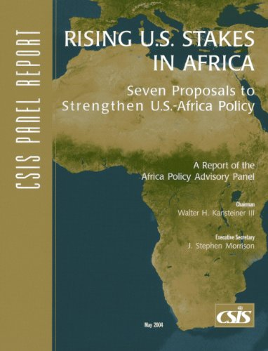 9780892064465: Rising U.S. Stakes in Africa: Seven Proposals to Strengthen U.S.-Africa Policy (CSIS Reports)