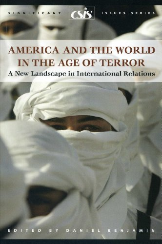 9780892064526: America and the World in the Age of Terror: A New Landscape in International Relations