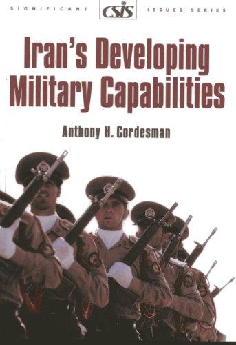 9780892064694: Iran's Developing Military Capabilities