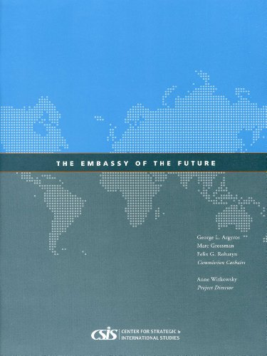 9780892065080: The Embassy of the Future (CSIS Reports)
