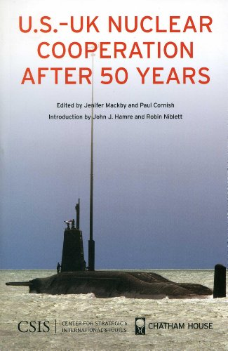 9780892065301: U.S.-UK Nuclear Cooperation After 50 Years (Significant Issues Series)