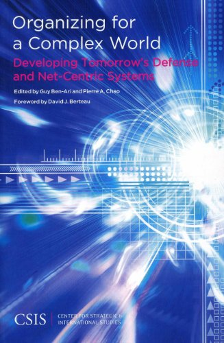 9780892065516: Organizing for a Complex World: Developing Tomorrow's Defense and Net-Centric Systems (Significant Issues Series)