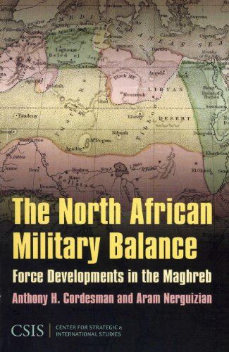 9780892065523: The North African Military Balance: Force Developments in the Maghreb (Significant Issues Series)