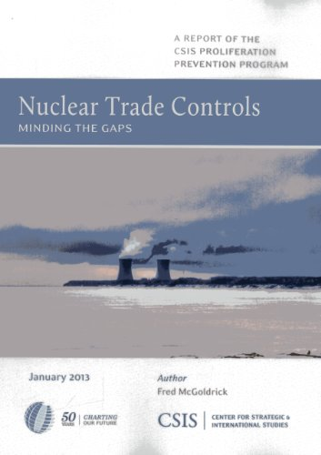 NUCLEAR TRADE CONTROLS: MINDIN: MCGOLDRICK, FRED
