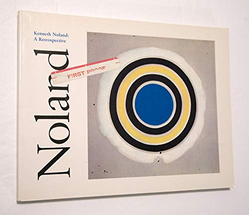9780892070091: Kenneth Noland: A Retrospective : The Solomon R. Guggenheim Museum, New York