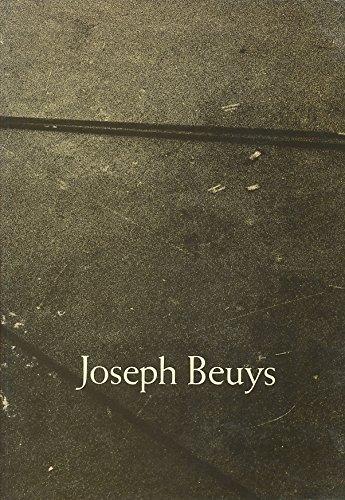 9780892070183: Joseph Beuys