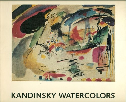 9780892070275: Kandinsky watercolors: A selection from the Solomon R. Guggenheim Museum and the Hilla von Rebay Foundation